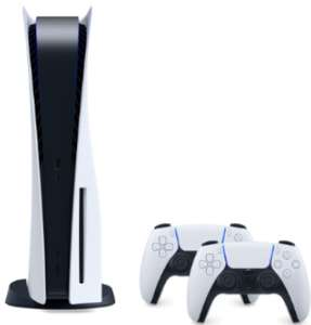 PS5 + Extra controller in stock for EE customers - £10 upfront and £45 for 11 months - Term £505