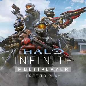Halo Infinite Multiplayer Preview [Xbox One / Series X|S] Open For All (Download Required) October 1-3rd @ Microsoft Store