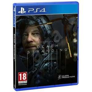 Death Stranding (PS4) £17.99 @ 365games