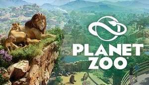 [Steam] Planet Zoo (PC) - £11.21 / Deluxe Edition - £13.77 with code @ Gamersgate