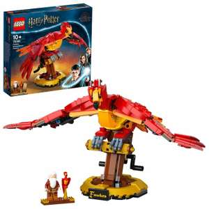 LEGO Harry Potter 76394 Fawkes Dumbledore's Phoenix Set £28 (Price in Basket) @ Argos