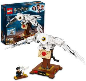 LEGO Harry Potter Hedwig Display Model Moving Wings - 75979 £26.25 (Free Click & Collect) @ Argos