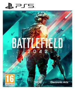 [PS5] Battlefield 2042 - £51.66 with discounts for teachers code - @ GameByte