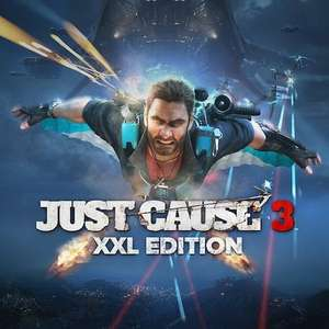 [PS4] Just Cause 3: XXL Edition - £3.49 @ PlayStation Store