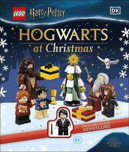 LEGO Harry Potter Hogwarts at Christmas: With LEGO Harry Potter Minifigure in Yule Ball Robes! Preorder £10 (+£2.99 Non Prime) @ Amazon