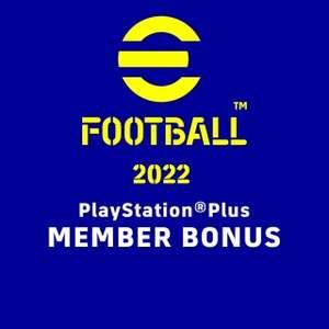 eFootball 2022 [PS5] PlayStation Plus Member Bonus free until 7/12/21 @ PlayStation Store
