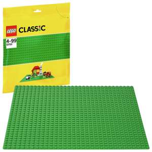 LEGO Classic 10700 Base Plate £5.60 @ Argos free click and collect