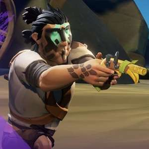 Sea of Thieves - Cronch Pistol Pack (Xbox / PC) Free @ Amazon Prime Gaming