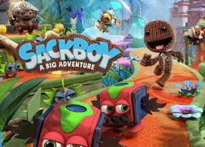 Sackboy: A Big Adventure (5 hour trial) & Death Stranding (6 hour trial) until 28 October - Account Specific @ Playstation Store