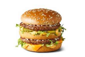 McDonald's Stratford The Mall Restaurant (London) App Deals 99p Big Mac and others weekly (account specific)