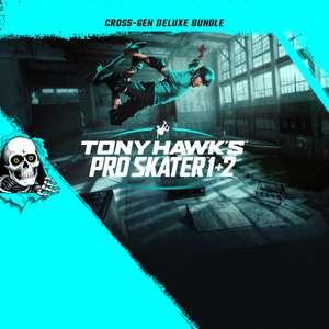 Tony Hawk's Pro Skater 1 + 2 - Cross-Gen Deluxe Bundle [Xbox One / Series X|S - via VPN] £18.53 @ Xbox Store Brazil