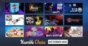 October Humble Choice : Katana Zero, John Wick, Amensia, Syberia 3, Guts & Glory and more - £11.99 @ Humble Bundle