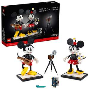 Lego Disney Mickey Mouse & Minnie Mouse £99.99 @ Liverpool Disney Store