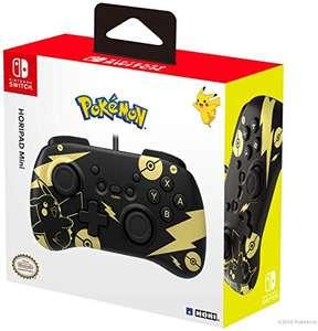 Horipad Mini - Pokemon: Black & Gold Pikachu (Nintendo Switch) £20 Delivered @ Amazon
