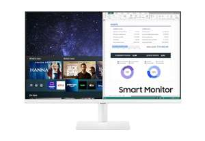 """Samsung 27"""" smart monitor m50a with free galaxy buds live £181 (student / Totum members) @ Samsung"""