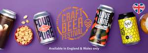 Lidl Craft Beer Festival (14th Oct) from £1.29 in store