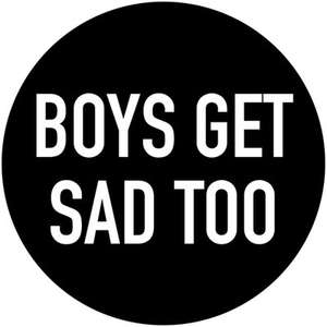 10% off all orders, using discount code @ Boys Get Sad Too