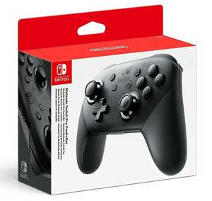 Switch Pro Controller (Nintendo Switch) - £43.99 delivered Using Code @ Boss_Deals/Ebay