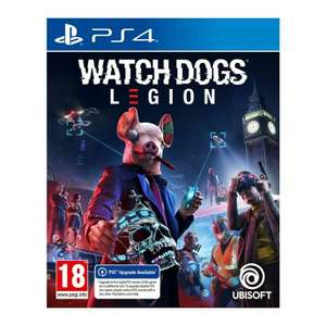 Watch Dogs Legion (PS4) - £11.96 Delivered Using Code @ TheGameCollection/Ebay