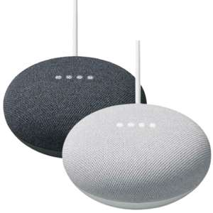 A grade Refurbished Google Home Mini Voice Commands Assistant Smart Speaker (US 2 pin with adapter) £14.36 delivered @ eBay/red-rock-uk