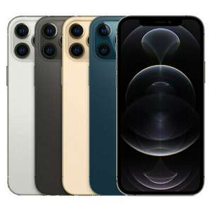 iPhone 12 Pro Max 128GB Very Good Condition £644.99 with code at musicmagpie ebay