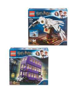 Lego Harry Potter The Night Bus and Hedwig £28.99 each (From 10/10) @ Aldi