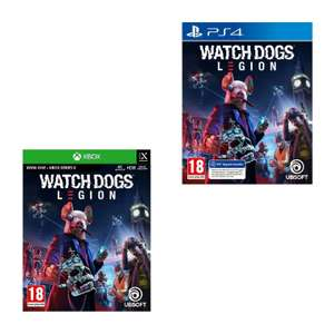 [Xbox One/PS4] Watch Dogs Legion - £13.95 delivered @ The Game Collection