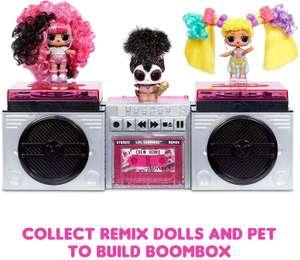 LOL Surprise Remix Pets - Collectable - 9 Surprises £4.99 prime (+£4.99 Non Prime) @ Amazon