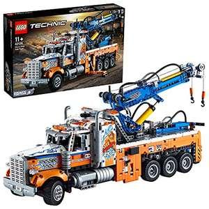 LEGO Technic 42128 Heavy Duty Tow Truck, Model Building Set - £98.95 @ Amazon Germany
