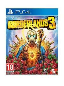 Borderlands 3 PS4 £8.76 Delivered using code (Free PS5 Upgrade) @ eBay / thegamecollectionoutlet