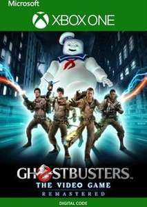 [Xbox One] Ghostbusters: The Video Game Remastered - £6.49 @ CDKeys