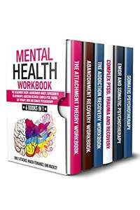 Mental Health Workbook: 6 Books in 1 Kindle Edition - Free at Amazon