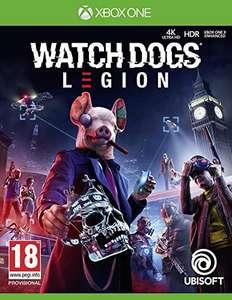 Watch Dogs Legion (Xbox One/Series X) - £12.27 Prime + £2.99 Non Prime @ Amazon