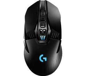 Logitech G903 LIGHTSPEED Wireless Gaming Mouse, HERO 25K Sensor - £54.99 with code at Currys