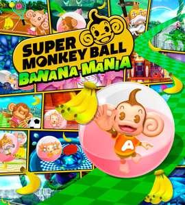 Super Monkey Ball: Banana Mania [Xbox One / Series X|S - Argentina via VPN] £5.65 using code @ Gamivo / Magic Codes