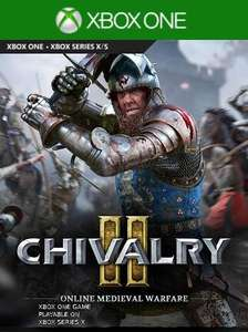 Chivalry 2 [Xbox One / Series X|S - Argetina via VPN] £5.24 using code @ Gamivo / PriceAxe