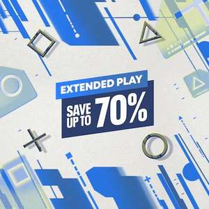Extended Play Sale @ PlayStation PSN: Rainbow 6 Siege Deluxe £4.99 The Witcher 3 GOTY £6.99 Shenmue 1&2 £7.49 Metro Saga Bundle £17.49 +More