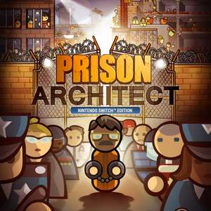 Prison Architect (Nintendo Switch Edition) Free To Play (Limited Time) For Nintendo Switch Online Users