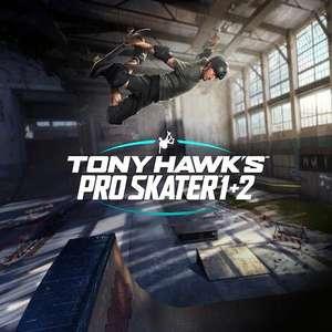 Tony Hawk's Pro Skater 1 + 2 [PS4] £13.61 / Cross-Gen Deluxe Bundle [PS4 / PS5] £19.46 - No VPN Required @ PlayStation PSN Turkey