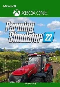 Farming Simulator 22 [Xbox One / Series X|S - Argentina via VPN] Pre-Order £15.04 using code @ Eneba / Magic Codes