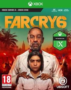 Far Cry 6 [Xbox One / Series X|S - USA Via VPN] £41.65 using code @ Gamivo / BillyStoreGaming