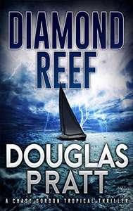 Action Thriller - Diamond Reef: A Chase Gordon Tropical Thriller (Chase Gordon Tropical Thrillers Book 1) Kindle Edition - Free @ Amazon