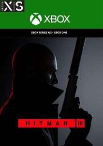 Hitman 3 [Xbox One / Series X|S] £23.99 @ CDKeys