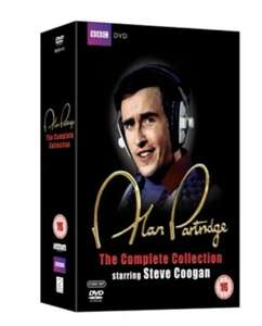 The Alan Partridge Complete Box Set (PreOwned DVD Box Set) - £3.59 Delivered @ Music Magpie