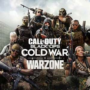 Call of Duty Black Ops Cold War & Warzone - Autumn 2021 Pack & Flight School Bundle (PC & Console) Free @ Amazon Prime Gaming