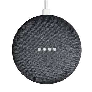 Google Home Mini Smart Speaker - Charcoal - Refurbished £16.99 @ MyMemory