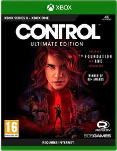 [Xbox One/Series X] Control Ultimate Edition - £14.99 delivered @ Base