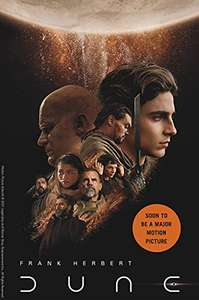 Dune (The Dune Sequence Book 1) (Kindle Edition) by Frank Herbert 99p @ Amazon