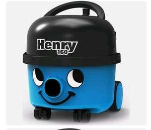 NUMATIC Henry HVR 160-11 Cylinder Vacuum Cleaner - Blue - £99 delivered @ Currys Ebay Store