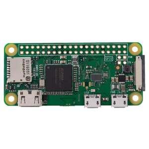 Raspberry Pi Zero W £9.30 + £2.99 delivery at Thepihut